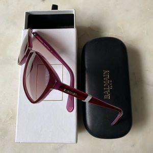 Balmain Sunglasses Purple